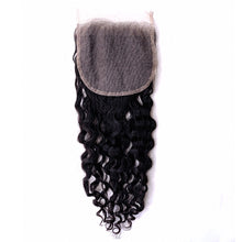 Load image into Gallery viewer, YUMMY Raw Deep Wave Burma Lace Closure -Burmese