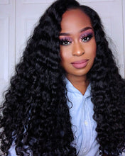 Load image into Gallery viewer, Raw Cambodian Curly Wave Lace Frontal