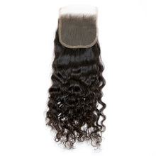 Load image into Gallery viewer, Raw Cambodian Curly Wave Lace Closure