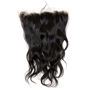 Raw Cambodian Natural Wave Lace Frontal