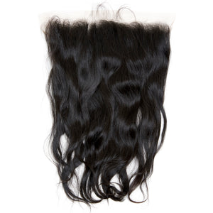 Raw LAO Wavy Lace Frontal