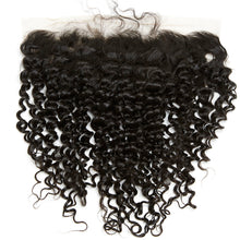 Load image into Gallery viewer, YUMMY Virgin Loose Curl Lace Frontal