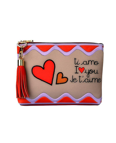 Amore Clutch