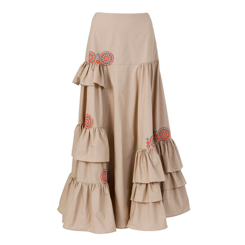 Mizner Skirt