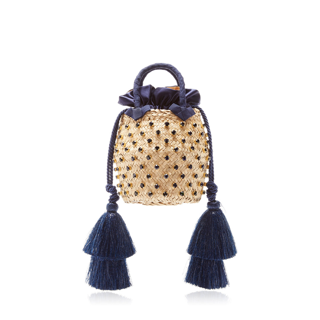 Carol Basket Navy
