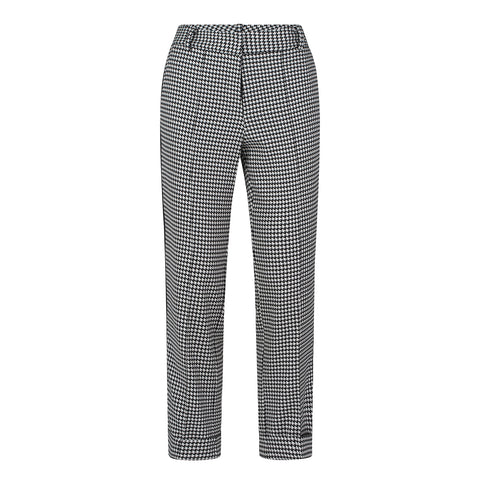 Garmet Pant Black & White