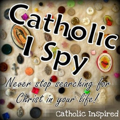 Catholic I Spy Games