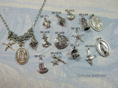Sea Charm Selection