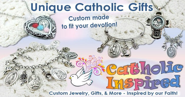 Custom Catholic Jewelry