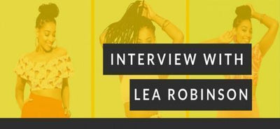 RUE107'S INTERVIEW WITH SINGER LEA ROBINSON