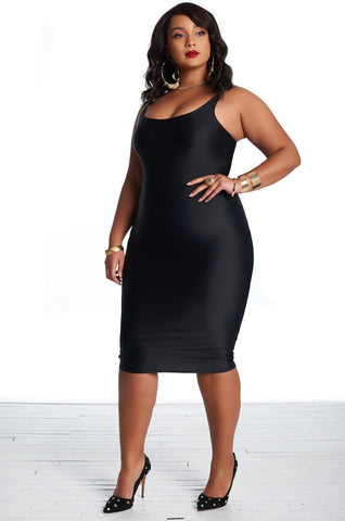 Brea Dress - Black