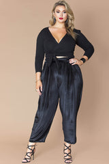 Connie Pants- Black