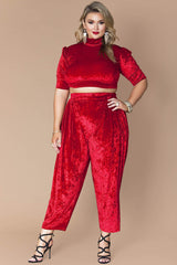 Connie Pants- Red