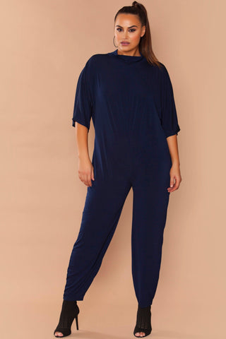 Devin Jumpsuit - Navy
