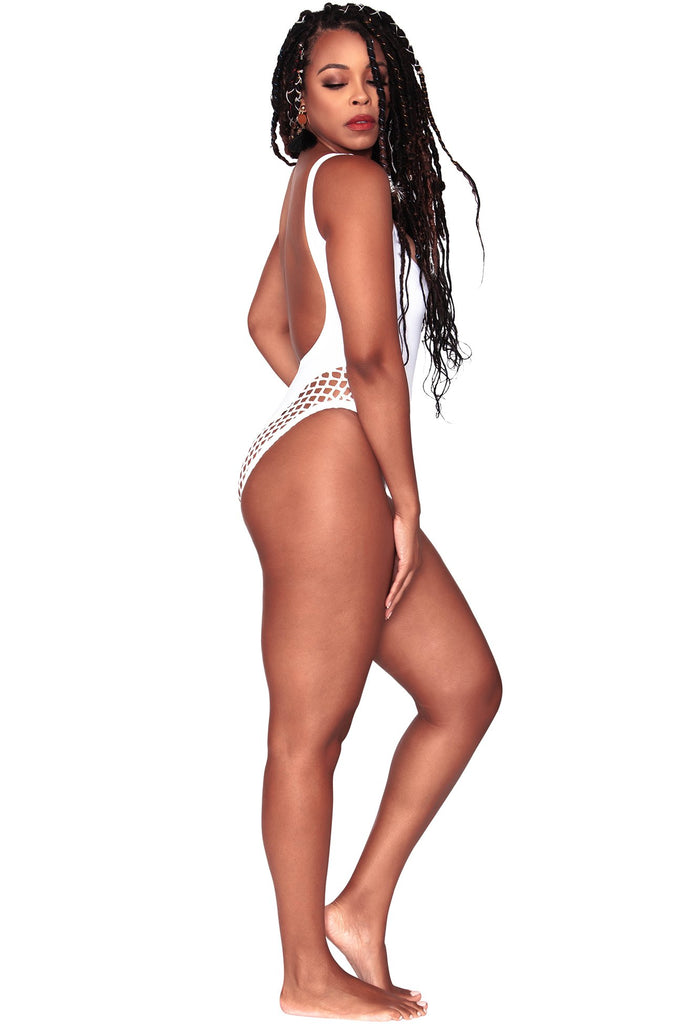 Fiona One Piece - White