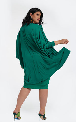 Frederick Duster Jacket - Emerald