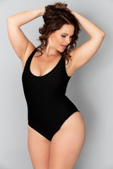 Gabby One Piece- Jet Black