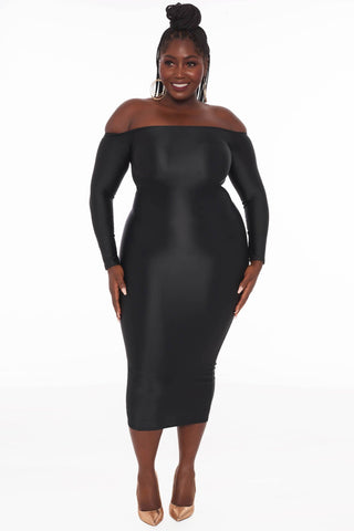 Jas Dress - Black