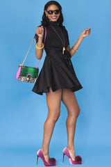 Karma Dress- Black