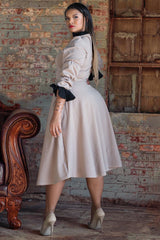 Kimberly Skirt - Sand