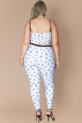 Lee Leggings- Beehive