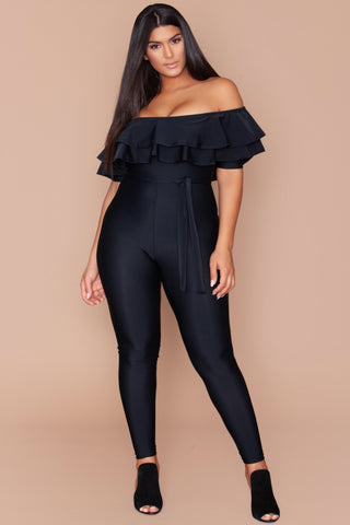 Liz Bodysuit - Black