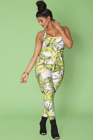 Marjorie Bodysuit- Evergreen