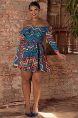 Michelina Dress - The Tribe