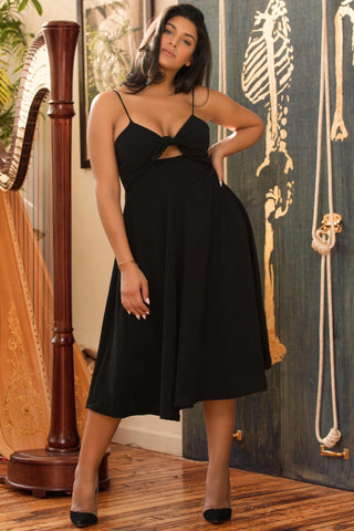 Miranda Dress - Black
