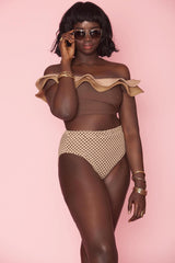 Penelope Top-Rich Mocha