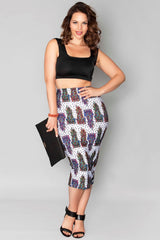 Rosie Skirt- Upside Down Pina