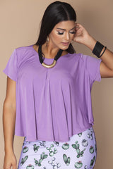 Redding Top- Violet