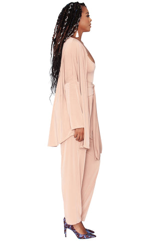 Sylvie Relaxed Cardigan - Au Naturel