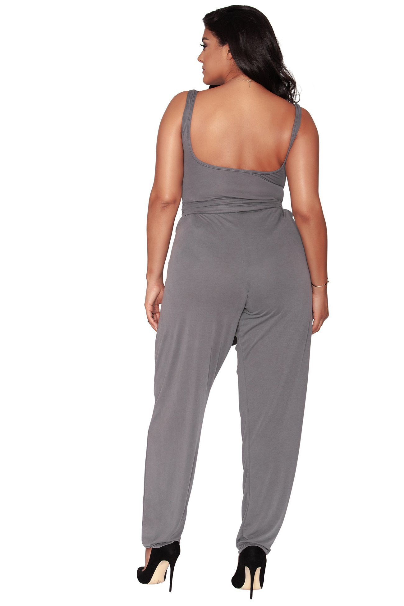 Sylvie Pants - Smoke Gray