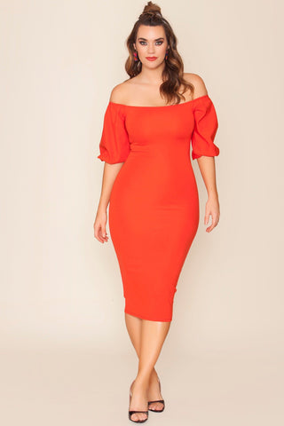 Zeinab Dress - Sunburnt