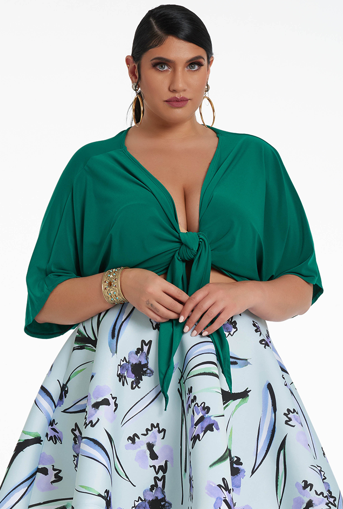 Erin Top - Emerald