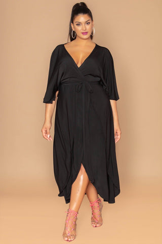 Kathryn Dress - Black