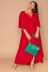Kathryn Dress - Red
