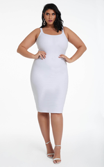 Brea Dress - White