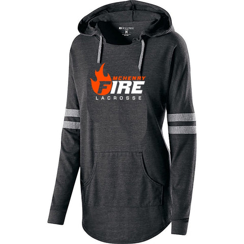 Womens Low-Key Pullover (McHenry Fire)
