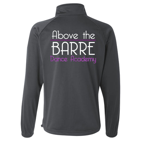 Above The Barre Studio Jacket