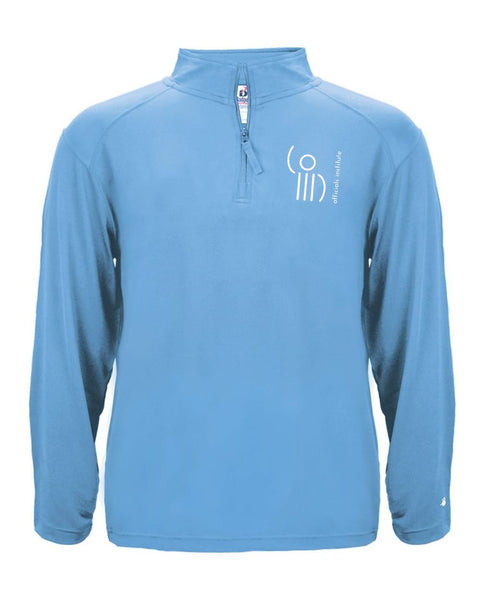 Officials Institute Quarter-Zip Lightweight Jacket (Mens & Womens)