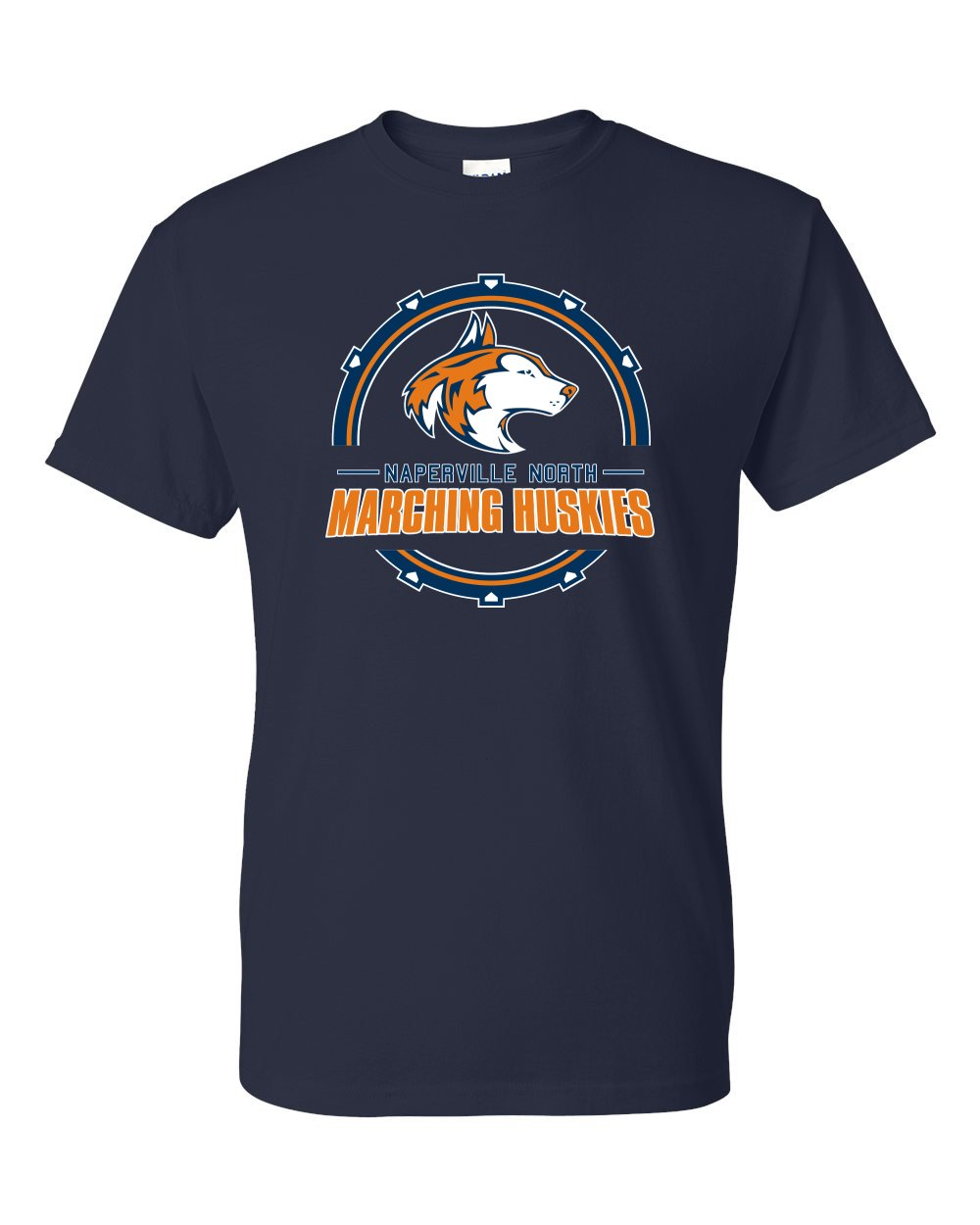 NNHS Marching Band Short-Sleeve T-Shirt