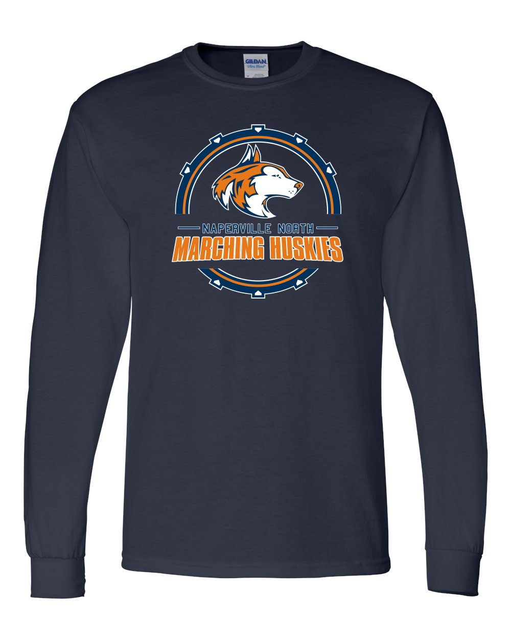 NNHS Marching Band Long-Sleeve T-Shirt