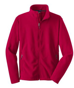 Mens 13.8 oz Fleece Full-Zip Jacket