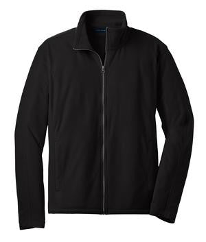 Mens Microfleece Full-Zip Jacket