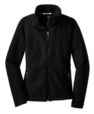 Ladies 13.8 oz Fleece Full-Zip Jacket
