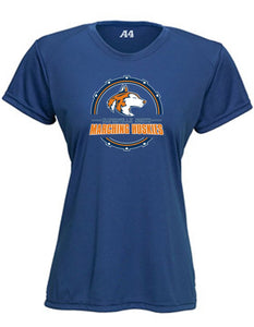 NNHS Quick-Dry Short-Sleeve Tee-Womens