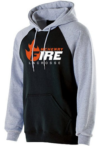 Two-Tone Hoodie (McHenry Fire)