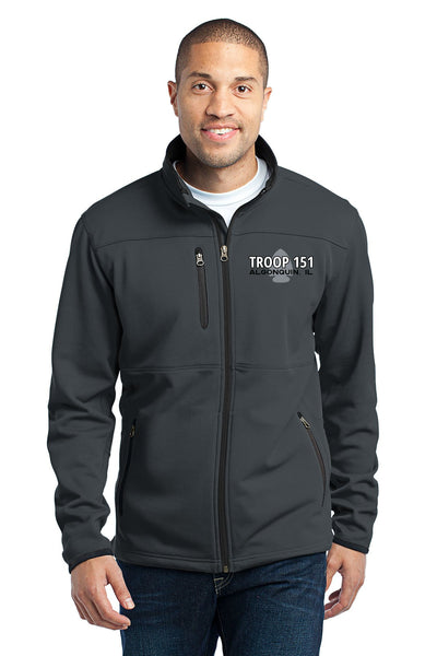 T151 Pique Fleece Jacket (Mens, Womens)
